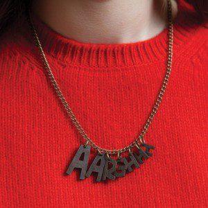 argh necklace