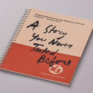 A Story You Never Tasted Before - Recipe Book (Five Years) - Anthology