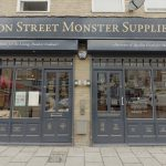 Exterior of Hoxton Street Monster Supplies