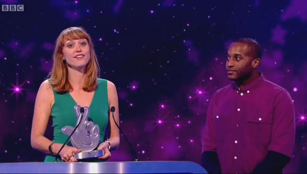 TV Best National Lottery funded Arts project