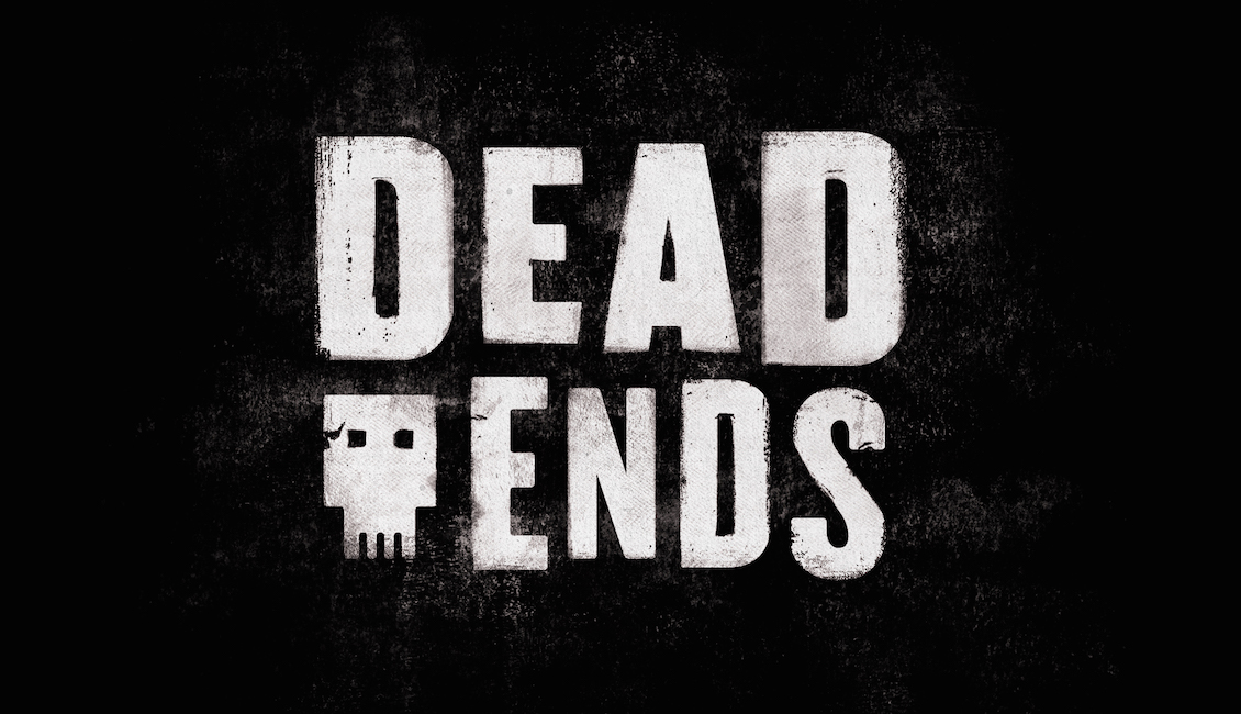Dead Ends title logo (credit: Andy German)