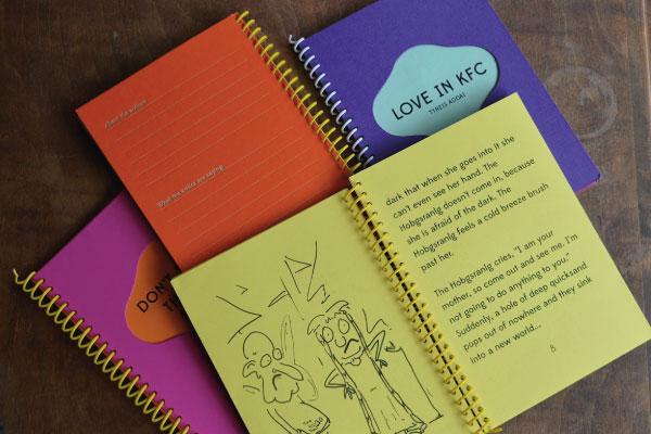 storymaking work books