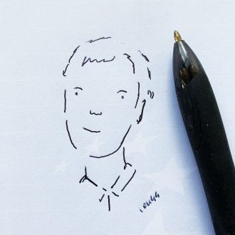 Pen portrait of Rob Smith